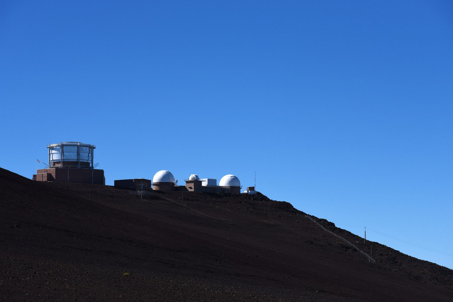 Observatory on the summit of Haleakalā