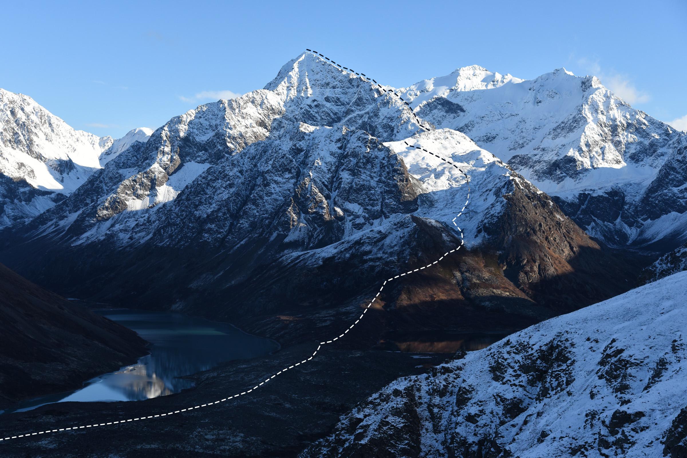 Cantata Peak
