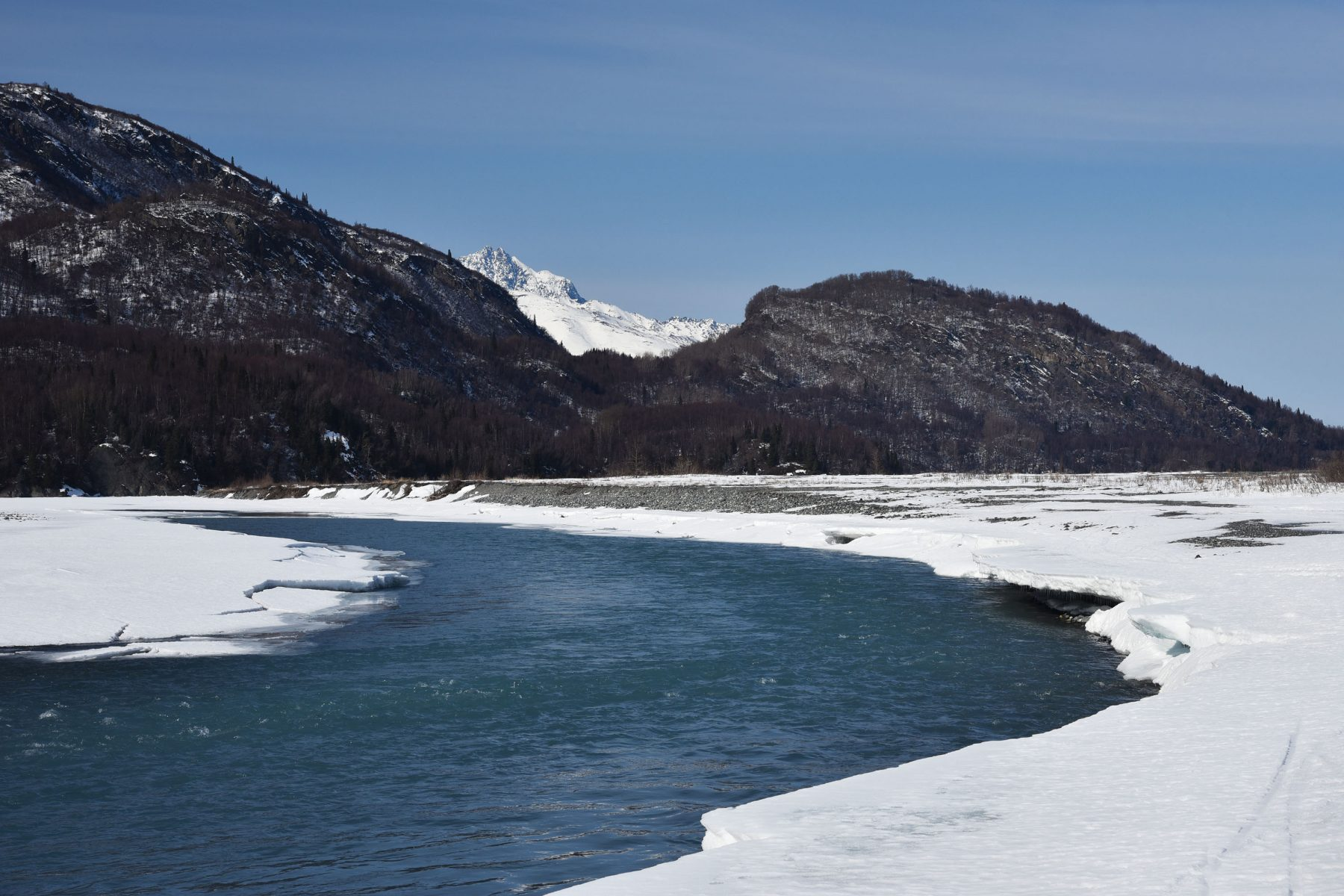 The Knik River
